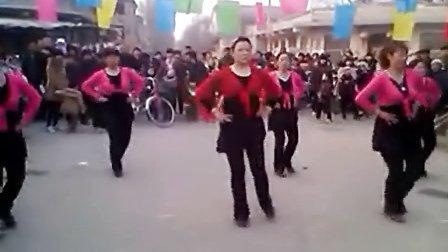 藁城市贾庄女子广场舞