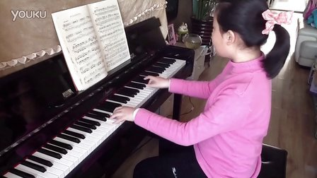 车尔尼599 第34首 钢琴_tan8.com