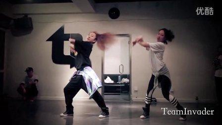TeamInavder 北京T.I舞蹈工作室 熊瑶--Electric Bass