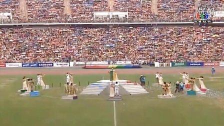 英文字幕 20130406 3台足球赛Nadech和Ann出场片段