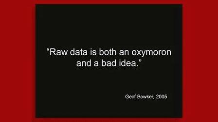 大数据的隐性偏见