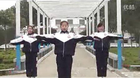 """""""饭团大比拼""""李宇春加油操"""