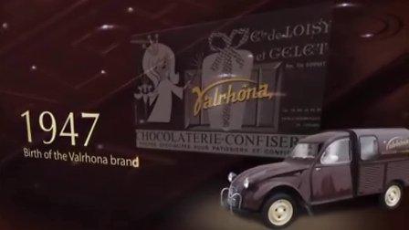 SINODIS西诺迪斯 -Valrhona法芙娜巧克力历史