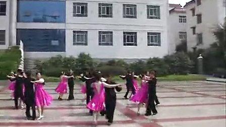 激情广场交谊舞《恰恰舞》(清晰)