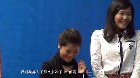 江苏卫视孟非《非诚勿扰》话剧2013最新大学生版