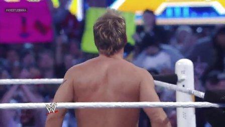 wrestlemania.29 Fandango vs Chris Jericho