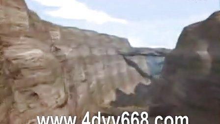 5D影片片段展示  5D电影 没看过就OUT了?? 真刺激有木有!
