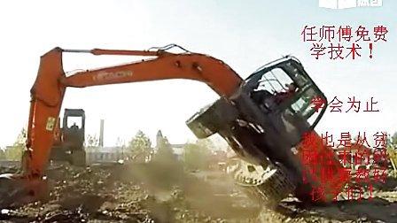 免费学挖掘机培训 到哈尔滨学技术