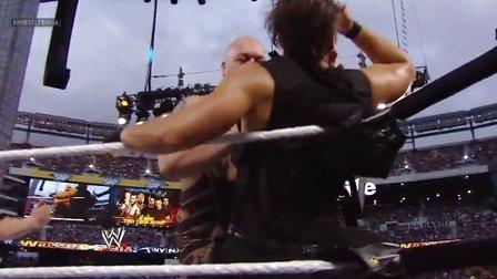 wrestlemania.29 Sheamus&Randy Orton&Big Show vs The Shield