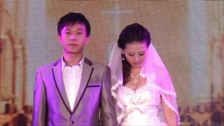黑龙江省佳木斯市鼎特大酒店刘继锋婚礼视频