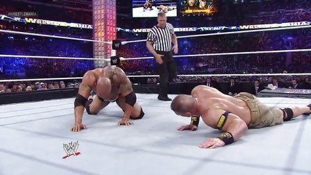 wrestlemania.29 John Cena vs The Rock