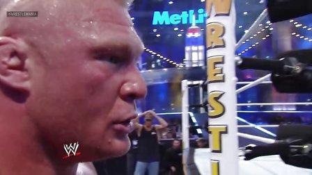 wrestlemania.29 Brock Lesnar vs Triple H