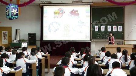 陕旅版英语三年级上册-邱婷老师示范课 Unit4