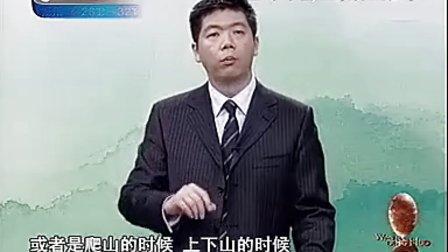 百年中医世家养生秘学15阴阳对穴护双腿(流畅)