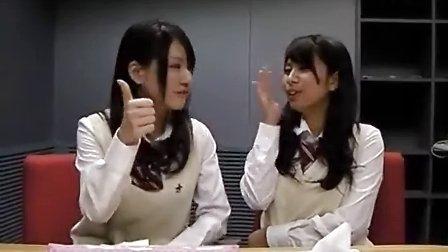 SKE48 1+1は2じゃないよ! 120117#312 小野晴香vs赤枝里々奈