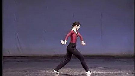 舞蹈基础  穿手(流畅)