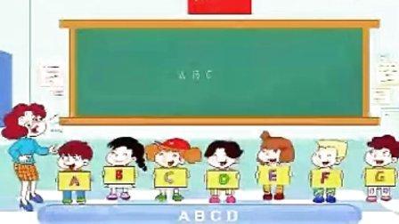 外研社新标准小学英语三年级下册 动画视频 VCD视频版