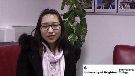 布莱顿大学国际学院硕士预科学生采访