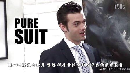 nRdG第53部翻译作品《完美恋物癖》MenAtPlay Pure Suit 中文字幕