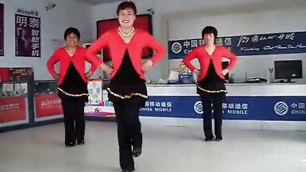 慈母山广场舞  冰糖葫芦