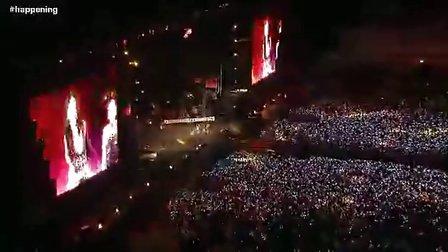 优酷音乐独家现场 鸟叔首尔演唱会-2NE1-我最红