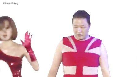 优酷音乐独家现场 鸟叔首尔演唱会-逆天反串碧昂斯-Single Lady