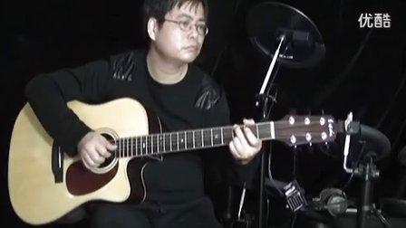 一剪梅  阿涛吉他指弹独奏 一剪梅涛哥发威神韵指弹