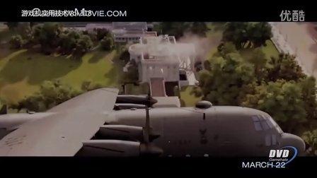 欧美电影 【奥林匹斯的陷落】 预告片