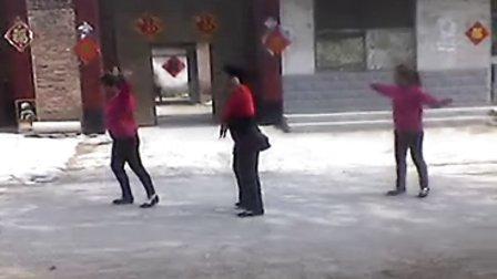 业屯广场舞
