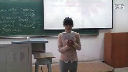 双语教学—学前教育 英语讲课 2014届 陈敏