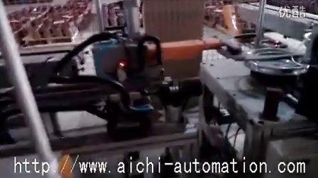 轮毂式电机装配生产线