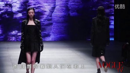 [VOGUE TV]2013梅赛德斯-奔驰中国时装周精选