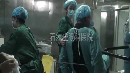 郝景辉 冀云亭 白内障超声乳化术 人工晶体植入术连台手术视频