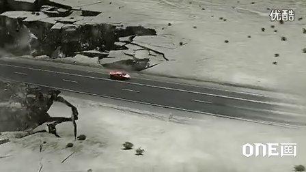 【BITONE ONE画】顶级汽车特效广告:兰博基尼 天崩地裂!