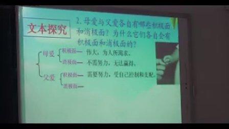 """""""五二一""""教学法深化研究教学评赛实录——王燕妮-灵台一中"""