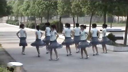 健康歌舞蹈视频 五三广场舞:好美丽的姑娘