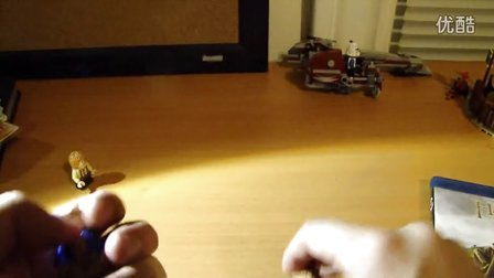 LEGO 黑白视评 LEGO霍比特人DVD+白兵闹钟