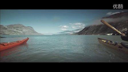 格陵兰皮划艇Kayaking