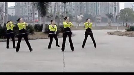 30吉美广场舞 你怎么说