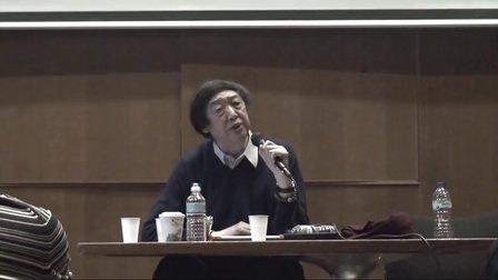 冯骥才先生,解析中国文化遗产