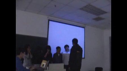 大连东软信息学院东软新闻社网络技术部社团晚会部门节目彩排视频
