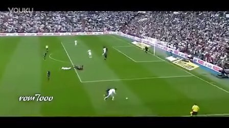 sergio ramos amazing assist vs barcelona HD