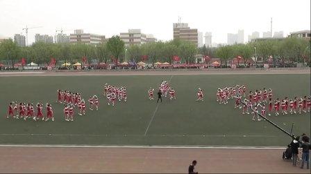 2013安阳工学院排舞