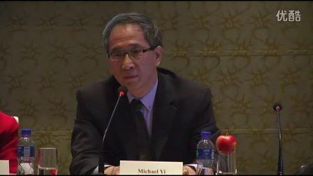 北京鼎石国际学校中学部校长Michael Yi对中学部的介绍