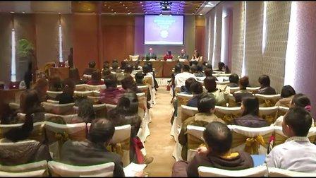 北京鼎石国际学校校长见面会现场问答环节