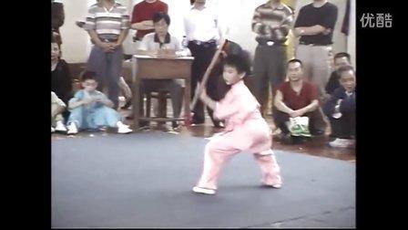 我小时候比赛——剑