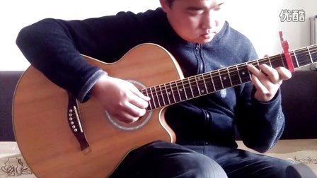 纽曼K1视频录制之吉他独奏莫斯科没有眼泪