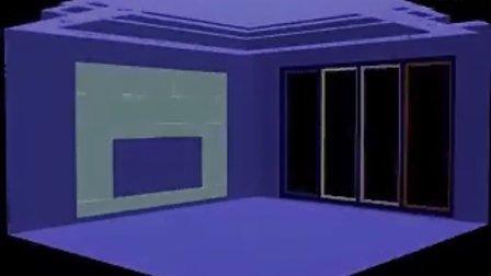 3dmax摄像机巡游动画