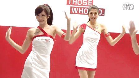 0417TAIWAN 台北春季電腦展Lenovo聯想 showgirls 景嵐育涵