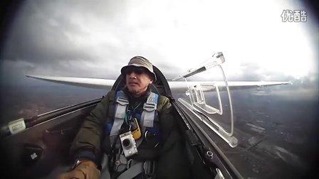 QBiC D1 Glider Flight  2013年2月